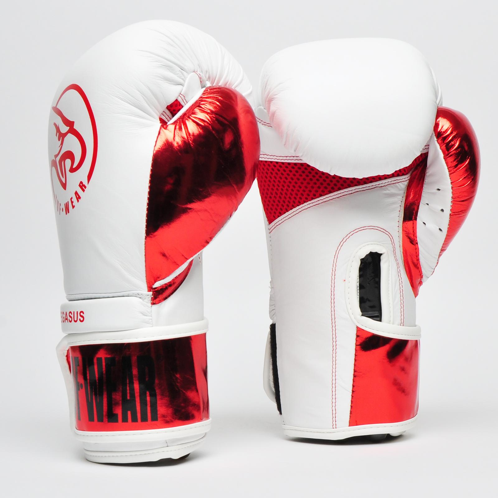 Tuf Wear Boxing Gloves Pegasus Leather