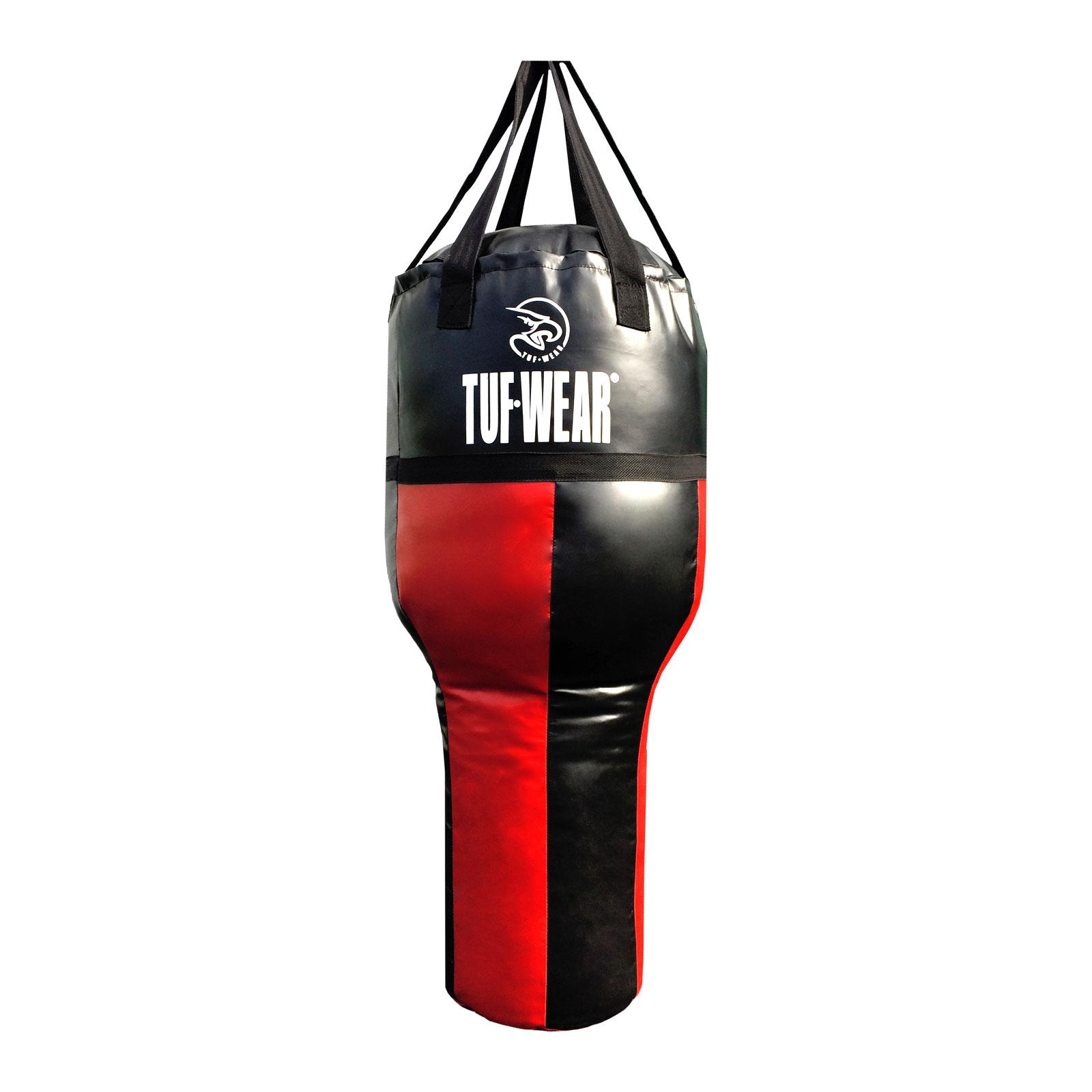 Tuf Wear Boxing Punch Bag PU Angle Punchbag
