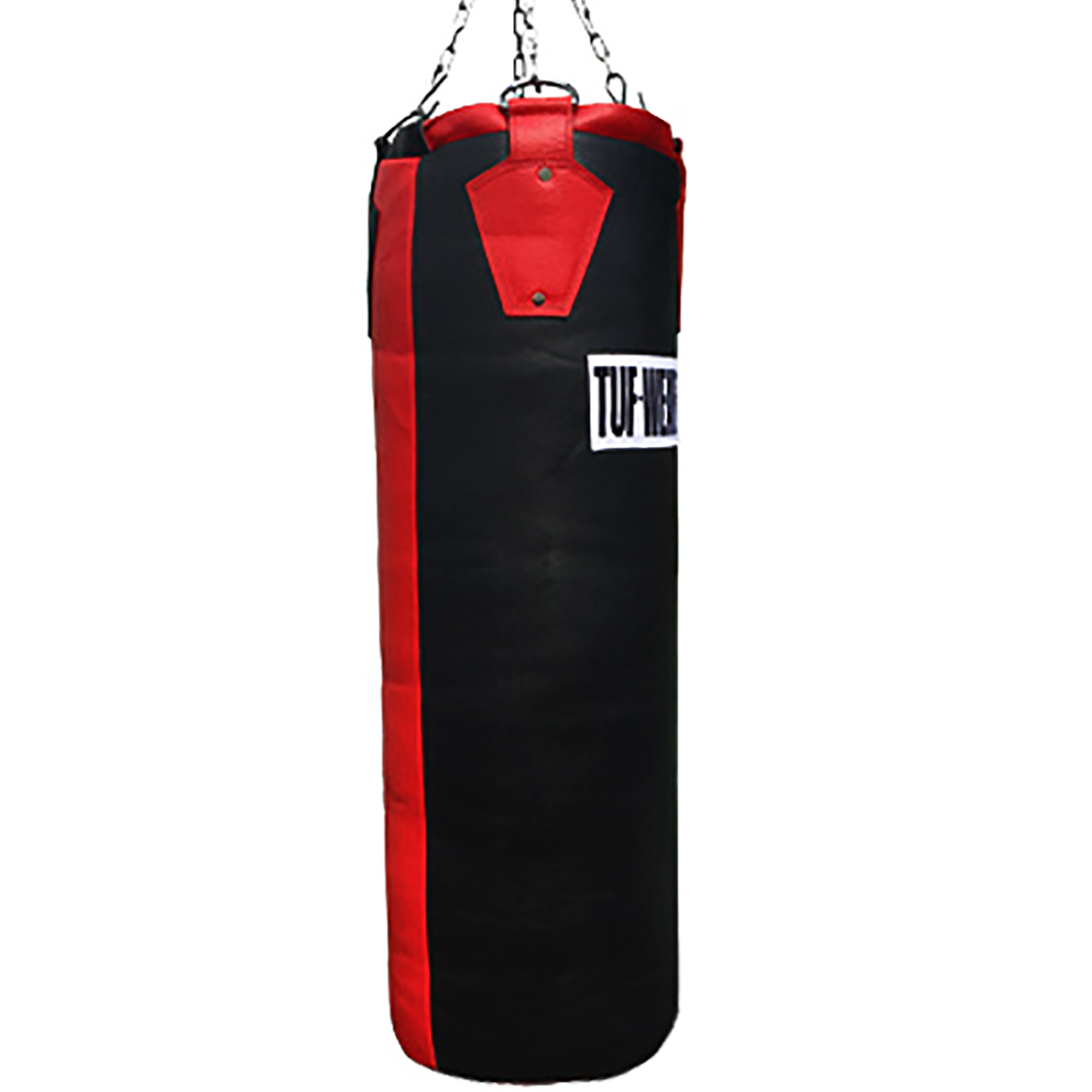 GREEN//YELLOW TUF WEAR BOXING WATER PUNCH BAG 50CM